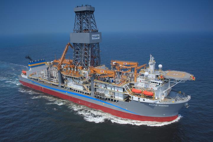 Pacific Drilling perforará 2 pozos offshore para PC Carigali en México