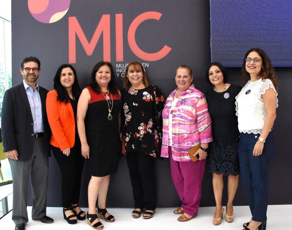 MIC, Mujeres en Ingeniería y Ciencias