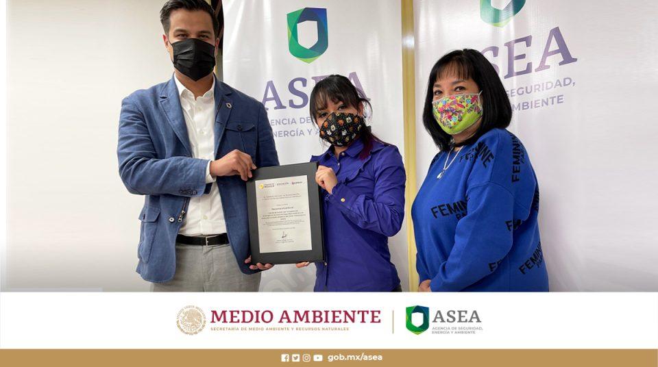 ASEA firma Acta de Renovación del Comité de Gestión por Competencias