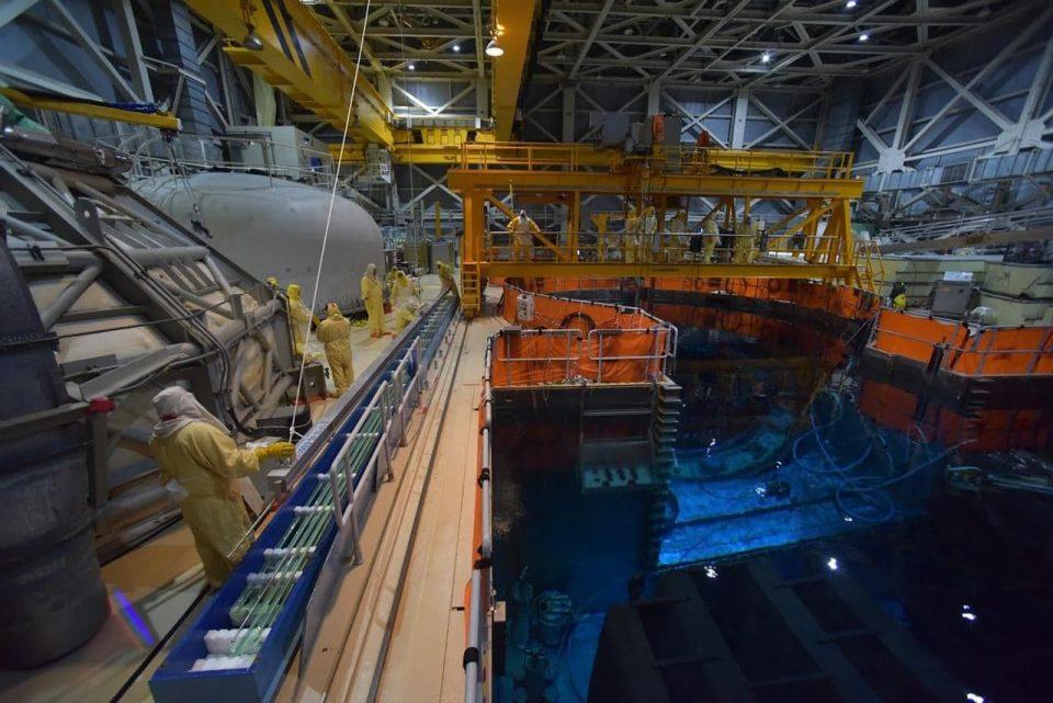 CFE concluye trabajos en Central Nucleoeléctrica Laguna Verde