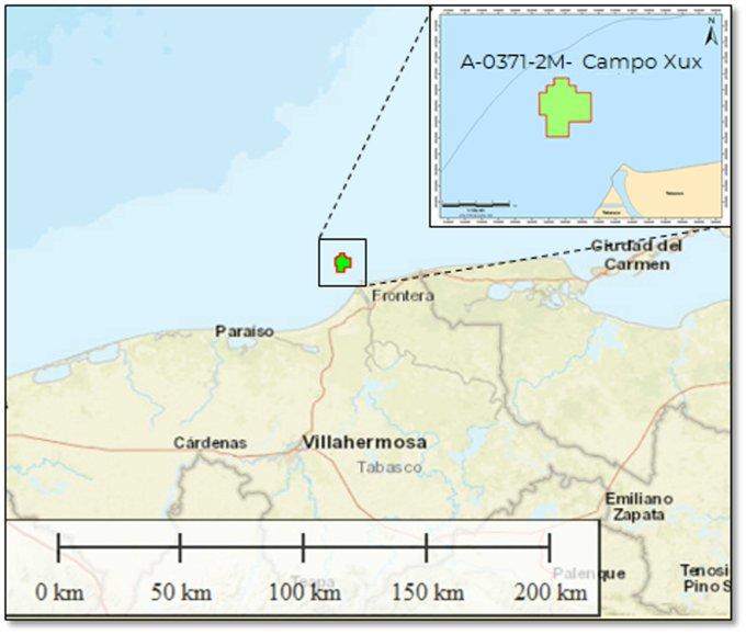 CNH aprueba a Pemex plan de 580 mdd para Campo Xux