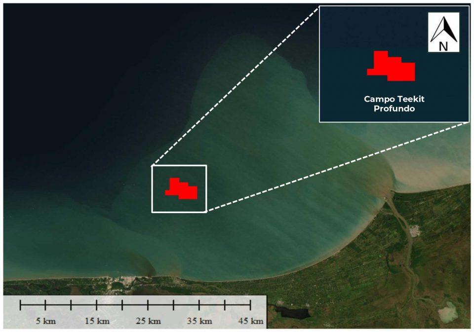Aprueban a Pemex plan de 607 mdd en campo Teekit Profundo