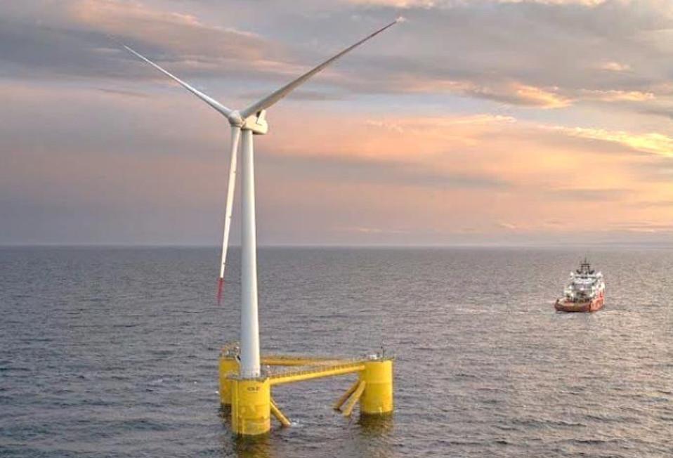 Iberdrola invertirá 1,000 mde en primer parque eólico marino