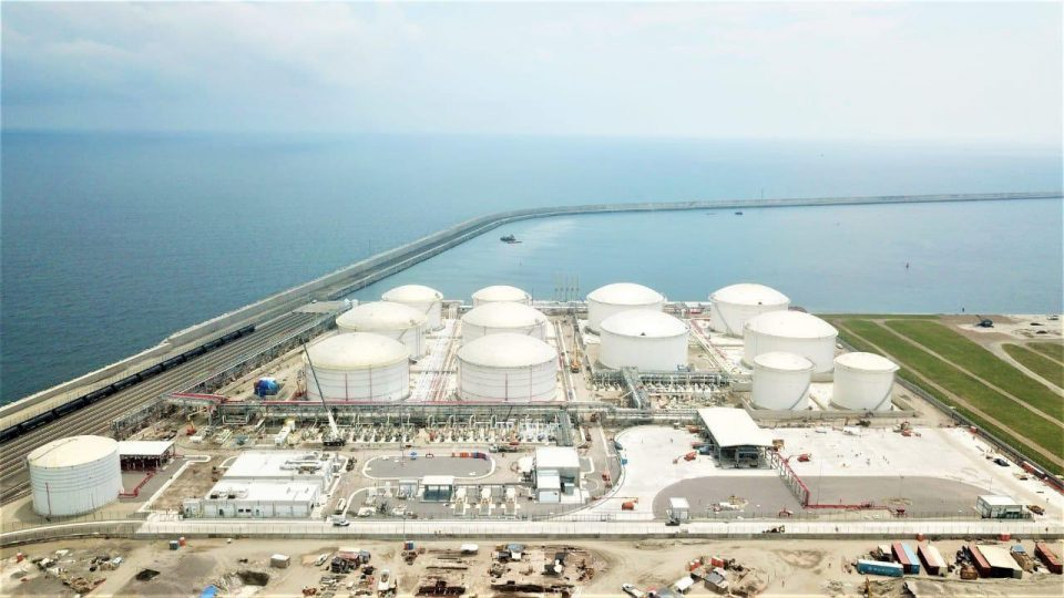 Nahle inaugura terminal de almacenamiento de IEnova en Veracruz