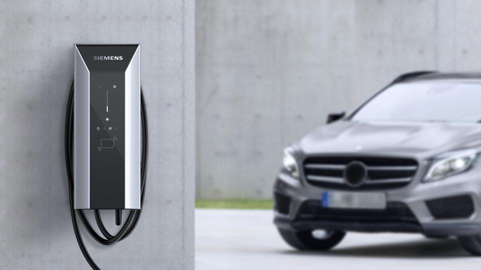 Siemens lanza nueva generación de cargadores de vehículos eléctricos