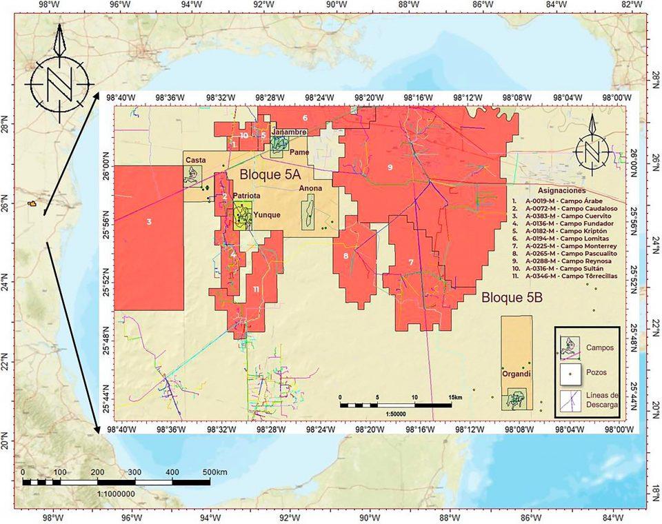 CNH aprueba a Pantera Exploración y Producción inversiones de 8.9 mdd