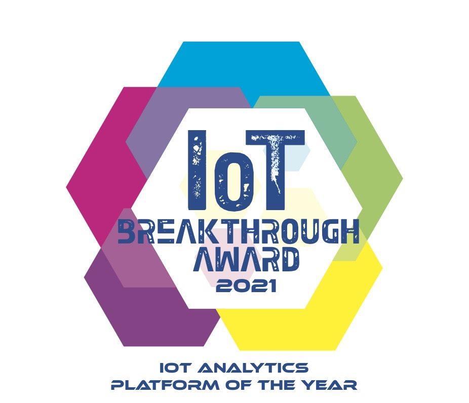 """Emerson recibe el premio IoT Breakthrough 2021 por su """"Plataforma de análisis del año"""""""