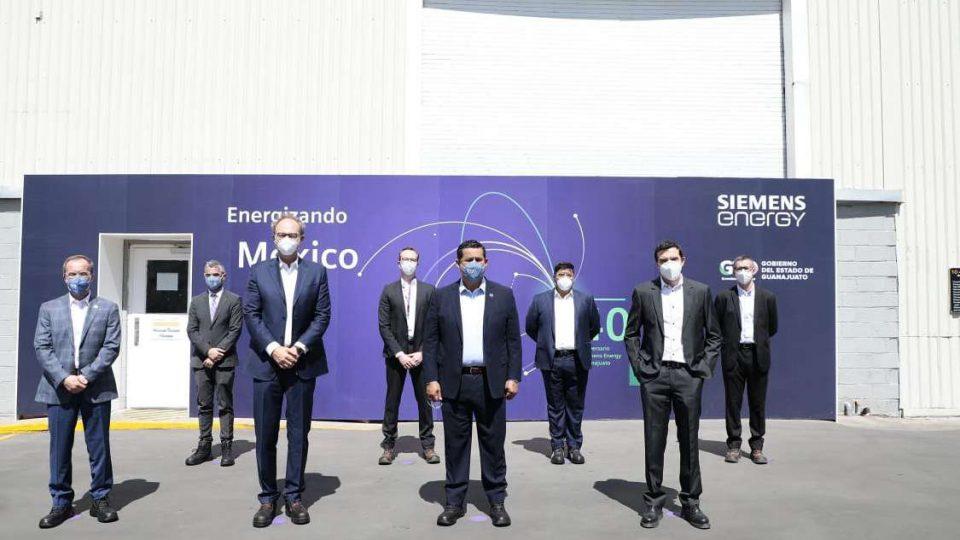 Siemens Energy Guanajuato refrenda su compromiso con la cadena de valor de la electrificación