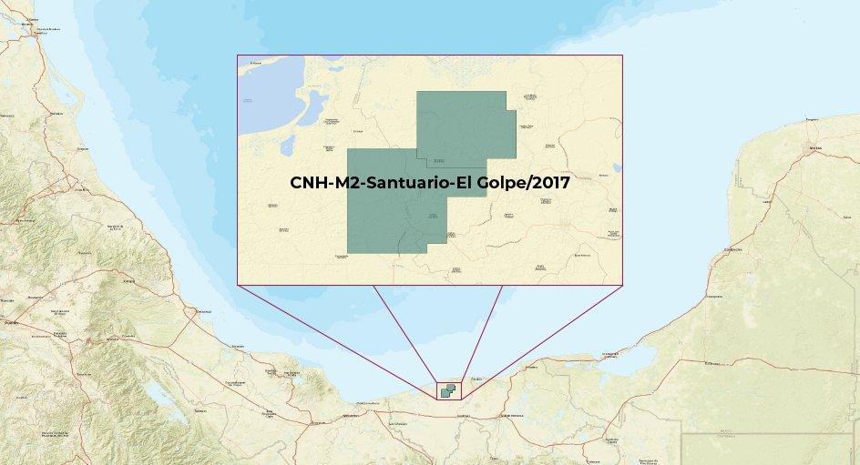 Ahora Perenco México operará campo terrestre Santuario-El Golpe