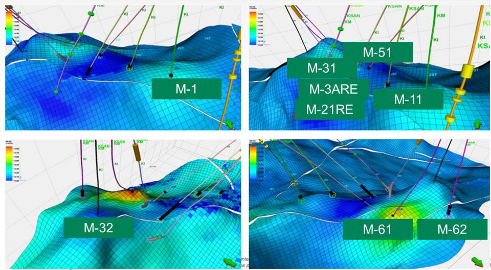 identificación de patrones de hidrocarburos con el uso de rango re-escalado en registro de resistividad, enfoque multifractal