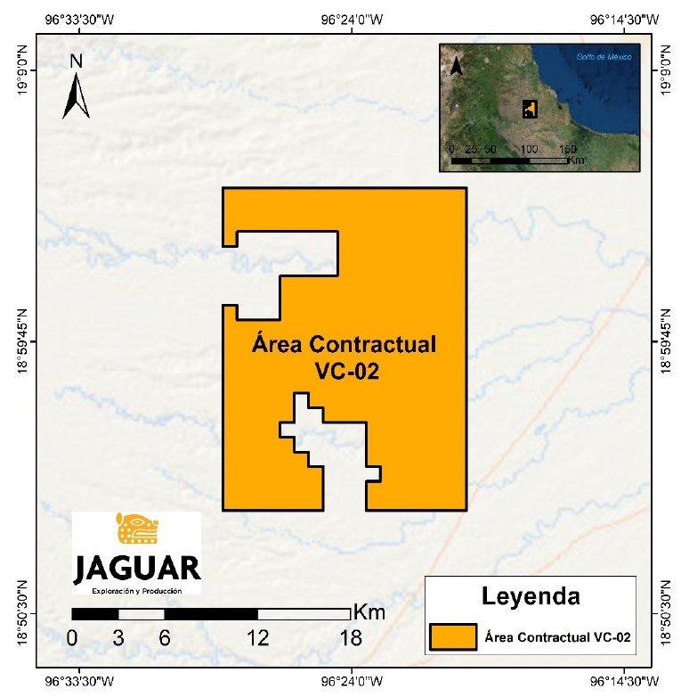 Autorizan a Jaguar E&P desarrollo de campo terrestre en Veracruz