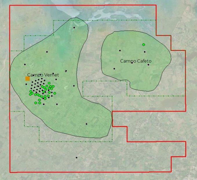 Vista Oil & Gas invertirá 110 mdd en campos Vernet y Cafeto