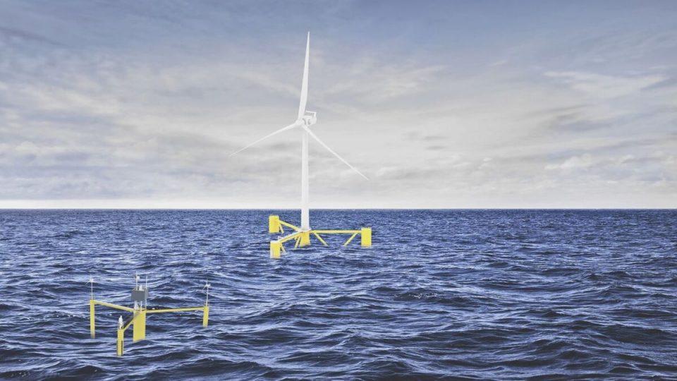 Chevron ingresa al mercado de energía eólica marina