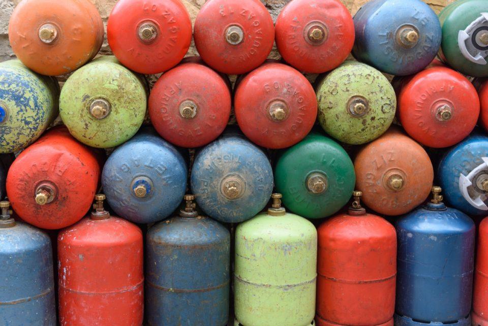 El hampa también acecha al gas doméstico