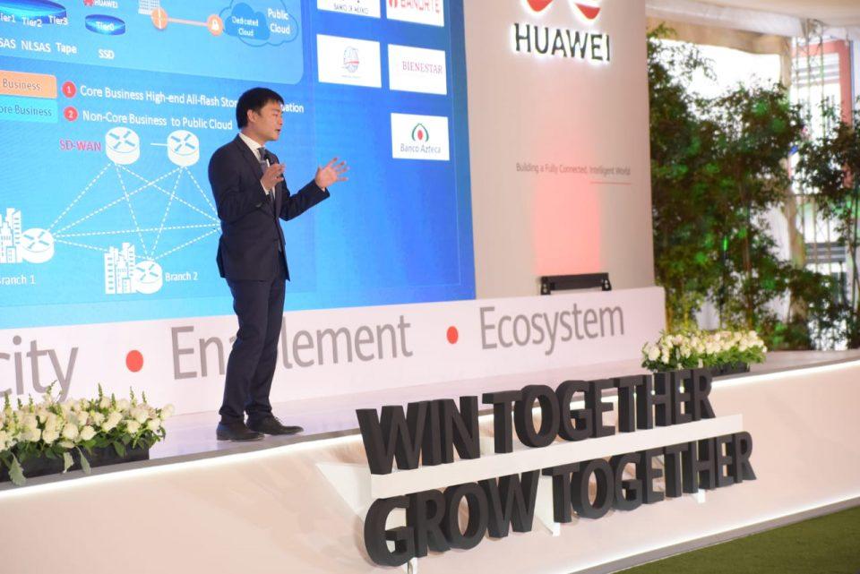 Huawei lleva a cabo su evento Eco Partner Summit