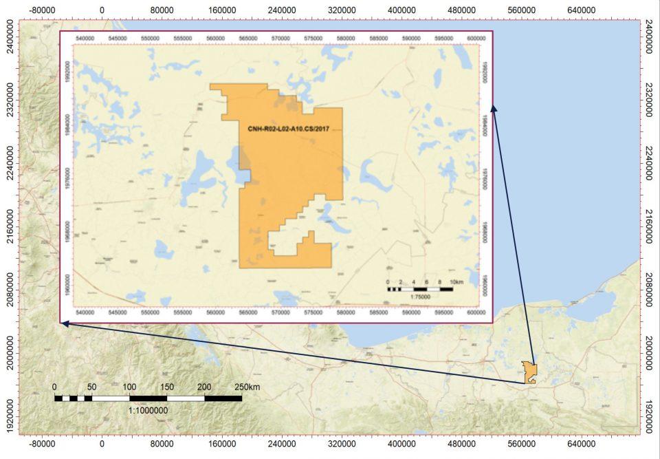 CNH aprueba plan de Pantera E&P en campo terrestre