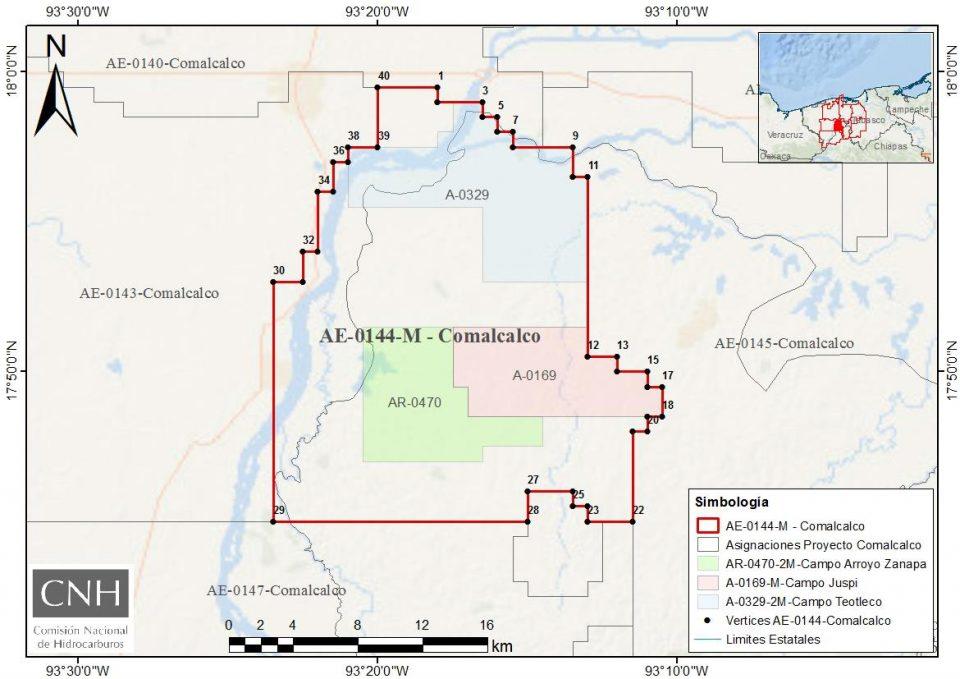 Pemex aumentará actividad exploratoria en Comalcalco
