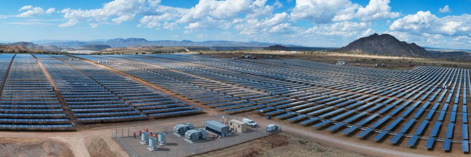 Crimson Solar, el mega proyecto solar en California