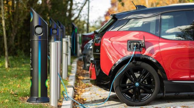 BP invierte 7 mdd en puntos de recarga inteligente para vehículos eléctricos