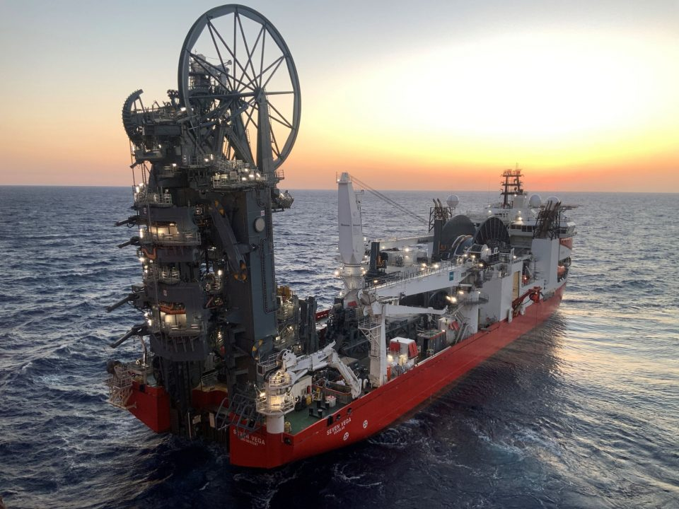 BP arranca proyecto Manuel en Golfo de México