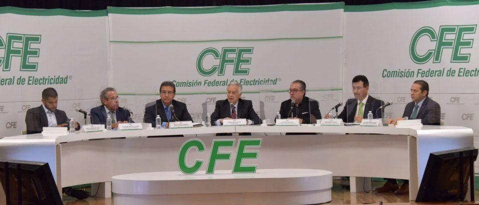 CFE fija postura sobre Reforma Eléctrica frente Amcham