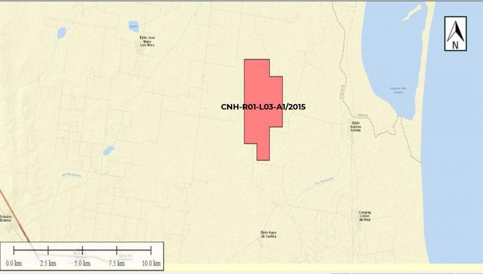 Autorizan a Diavaz perforación de 7 pozos en campo terrestre en Altamira