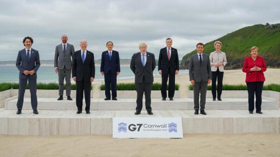 Cambio climatico y cumbre del G7