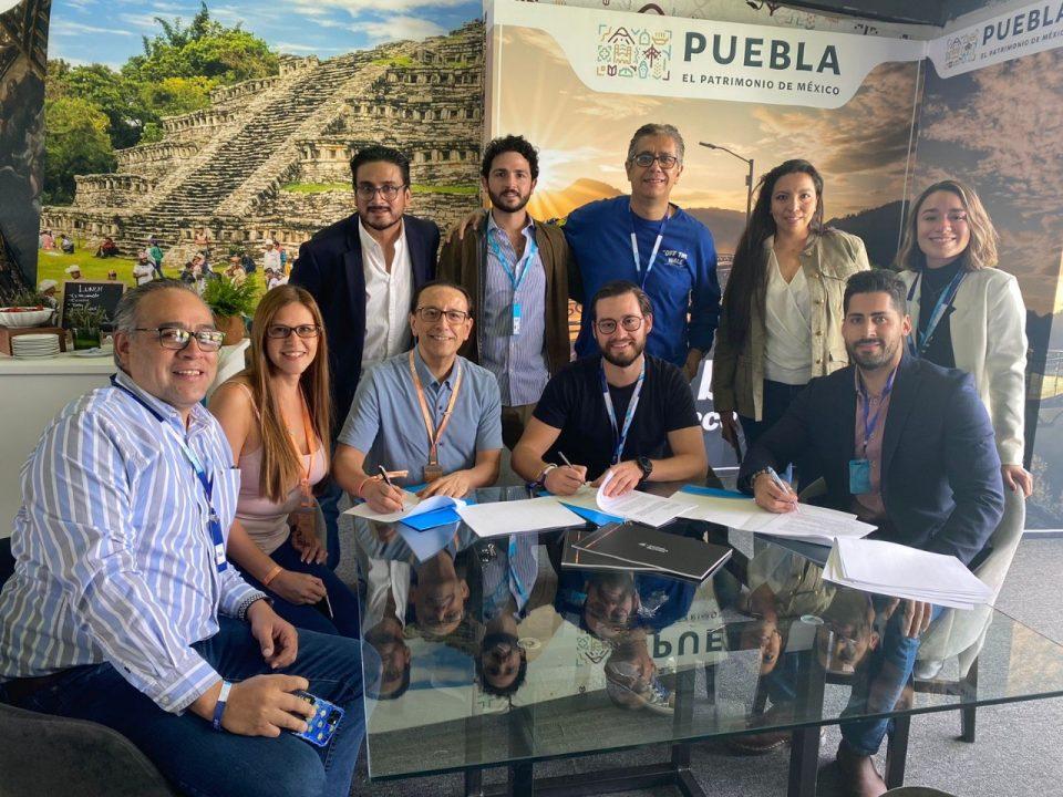 Firman memorando para gasoducto en Puebla