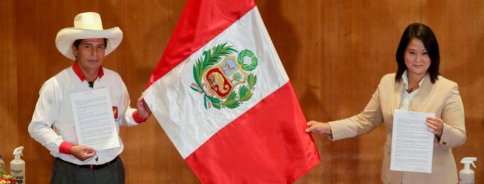 Elecciones en Perú, 8 días sin resultados