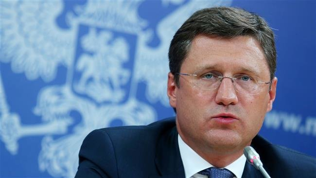 Viceprimer ministro ruso, Alexander Novak