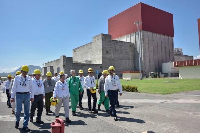 Laguna Verde opera con seguridad: Nahle; acusa al diario El País de amarillista