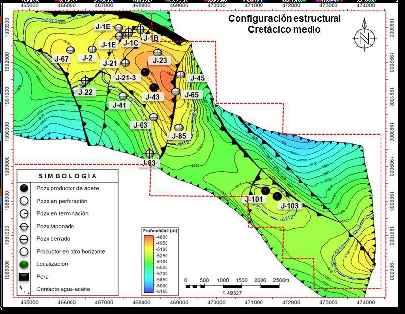 Aspectos prácticos en la estimación de reservas de hidrocarburos para un Yacimiento Naturalmente Fracturado (YNF) aplicando el análisis transitorio de producción (RTA).
