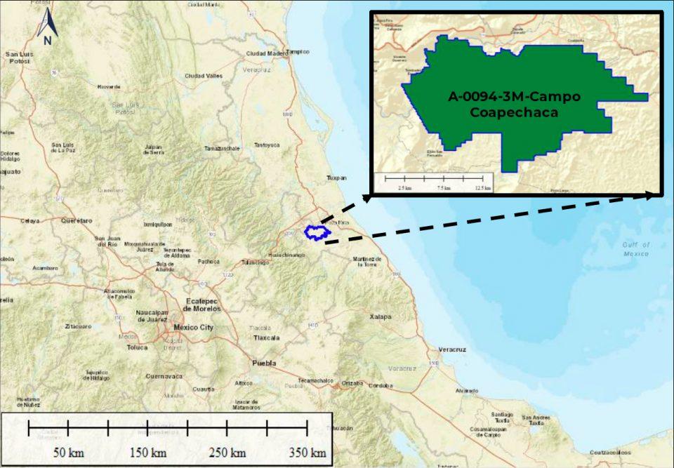 Pemex invertirá 4,356 mdd en campo Coapechaca