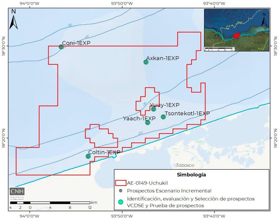CNH aprueba 639.4 mdd para perforación de pozos