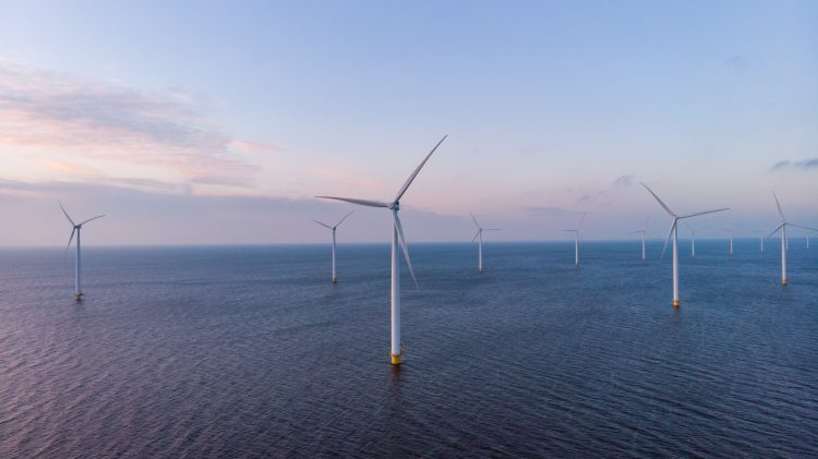bp acelera estrategia de energía eólica marina