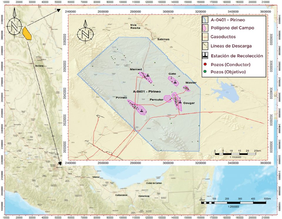 CNH avala reducción de Asignación A-0401-Pirineo