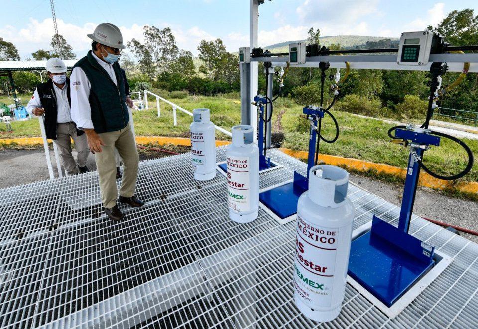 CRE da luz verde a Gas Bienestar de Pemex
