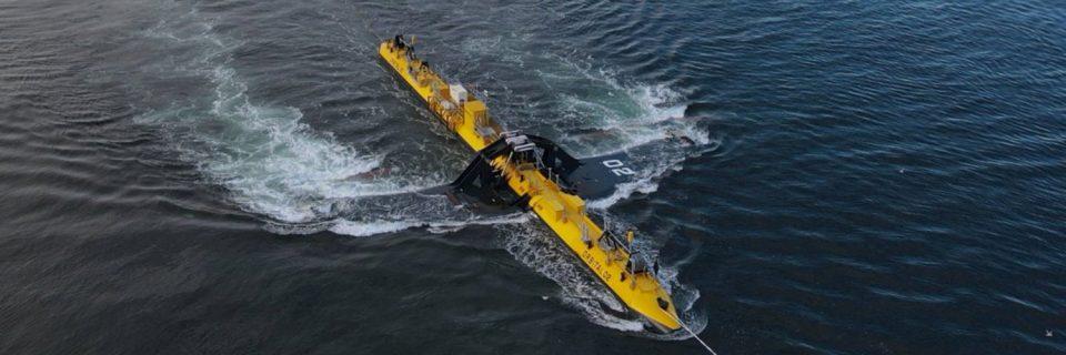 Arranca la turbina mareomotriz más potente del mundo