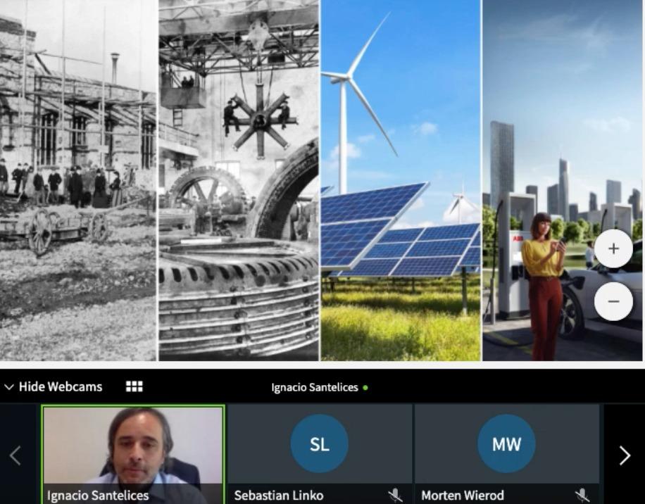 ABB impulsa Movimiento por la Eficiencia Energética