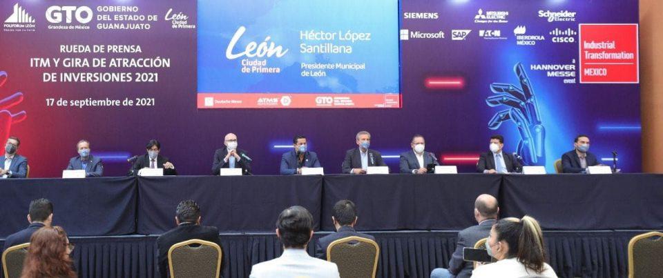 Industrial Transformation México, el epicentro de la Industria 4.0