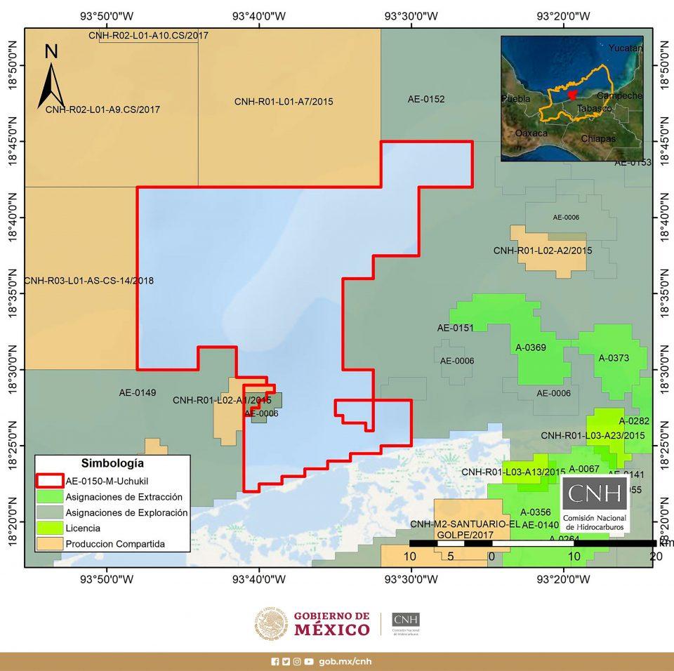 Pemex modifica plan de Uchukil; ahora invertirá 165 mdd