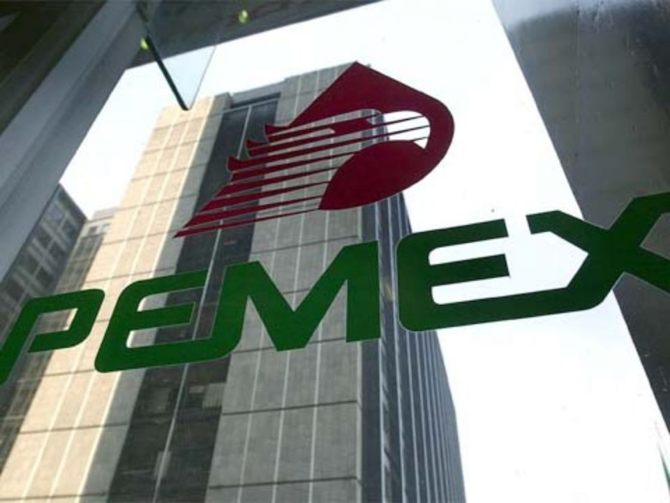 Pemex en Campeche, en enero de 2022