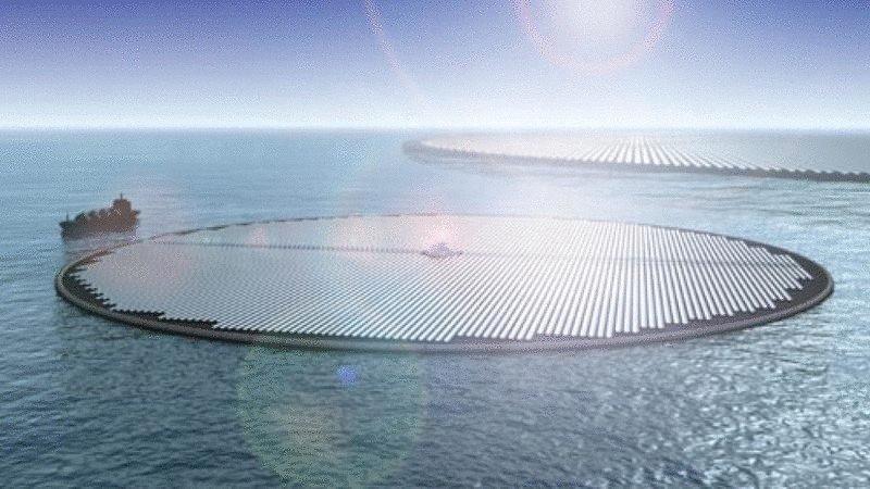 Scatec construirá primera planta de energía solar hidro-flotante