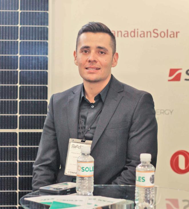 Mercado mexicano con enorme potencial en energías renovables, Corporativo Soles